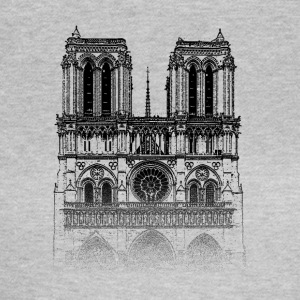 Around The World: Notre Dame - Paris - Women's T-Shirt