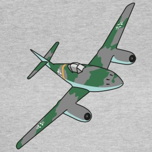 Me262 Fighter Jet - Vrouwen T-shirt