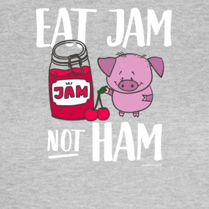 Eat Jam Not Ham - Frauen T-Shirt