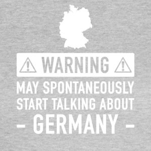 Cute Germany Gift Idea - Women's T-Shirt