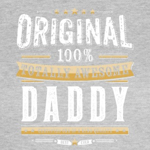 Original 100% Awesome Daddy - Frauen T-Shirt