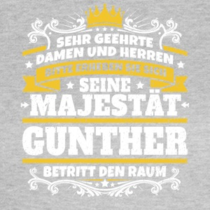 His Majesty Gunther - Women's T-Shirt