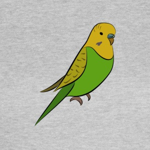 Budgerigar - Green Yellow Welli - Women's T-Shirt