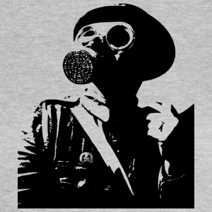 gas-mask - Women's T-Shirt