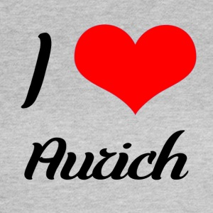 I love Aurich - Frauen T-Shirt