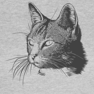 Cat Kitty Mitz killing sød meow kat hoved - Dame-T-shirt