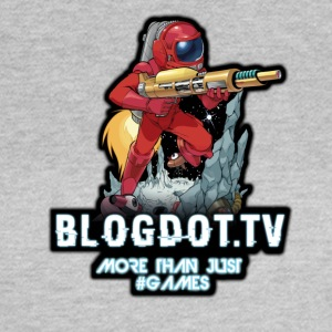 RocketMan Blogdot.tv Main Logo - Vrouwen T-shirt