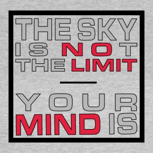 No Limit Mind - Vrouwen T-shirt