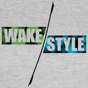 stained Wakestyle - Women's T-Shirt