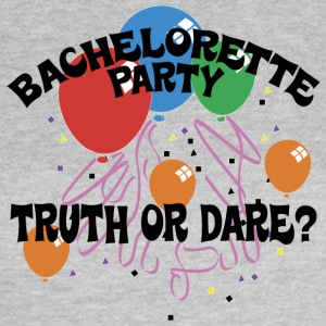 Bachelorette Party Truth or Dare - T-shirt dam