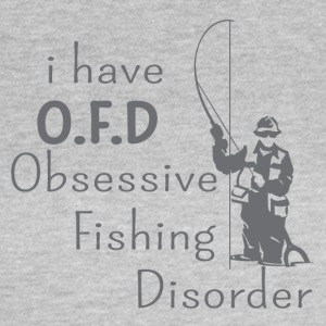 I'm obsessed, obsessed with fishing - Women's T-Shirt