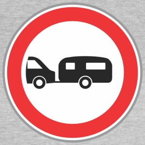 Road sign trailer - Women's T-Shirt