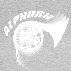 Blow - Alphorn - Music! - Women's T-Shirt