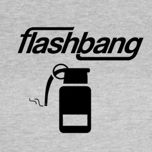 Flash Bang Log - 50kr Donation - Dame-T-shirt