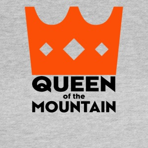 QUEEN OF THE MOUNTAIN - Frauen T-Shirt