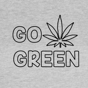 GO GREEN - Frauen T-Shirt