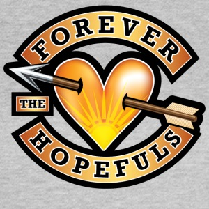 Forever Hopefuls - Dame-T-shirt