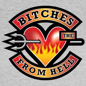 Bitches from Hell - Women's T-Shirt