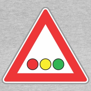 Road Sign lights - Women's T-Shirt