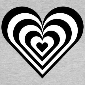 Crosswalk heart - Women's T-Shirt