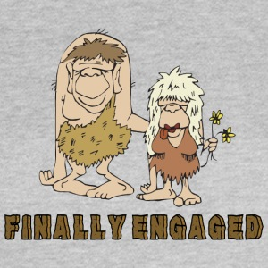 slutligen Engaged - T-shirt dam