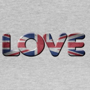 I LOVE ENGLAND GREAT BRITIAN - Women's T-Shirt