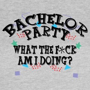 Funnt Bachelor Party - Dame-T-shirt