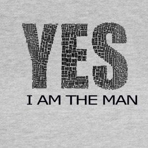 YES I AM THE MAN - Women's T-Shirt
