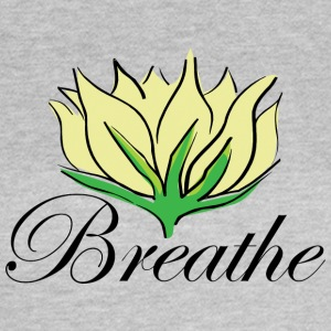 Yoga Breathe - Frauen T-Shirt