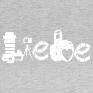 Photographer love - Women's T-Shirt