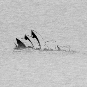 Around The World: Opera House - Sydney - Women's T-Shirt