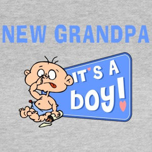 New Grandpa Personalize with Date or Name - Women's T-Shirt