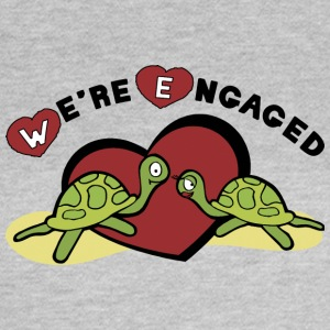 We're Engaged - Women's T-Shirt