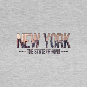 New York - The state of mind - Frauen T-Shirt