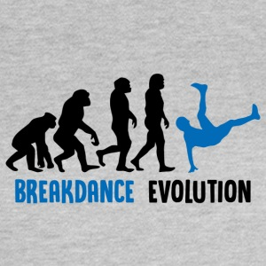 ++ ++ Breakdance Evolution - Vrouwen T-shirt