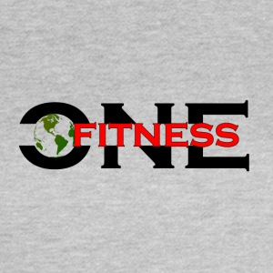 ONE FITNESS Logo - Vrouwen T-shirt