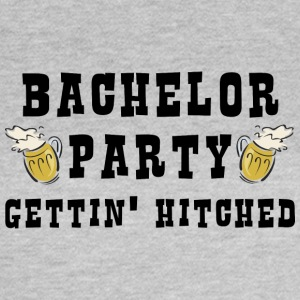 Bachelor Party Getting Married - T-shirt dam