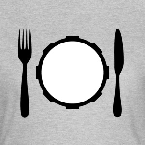 Eat of your snaredrum - Vrouwen T-shirt