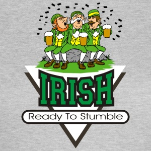 Irish Ready To Stumble - Maglietta da donna