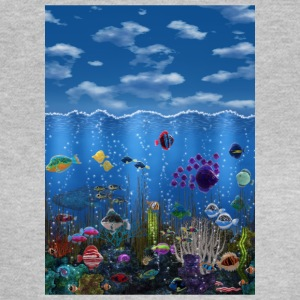 Underwater Love - Frauen T-Shirt