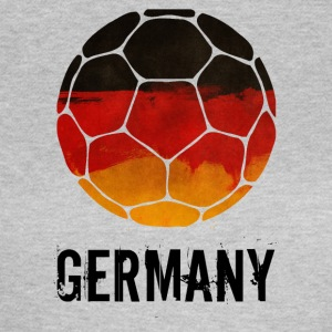 Germany Football - Women's T-Shirt