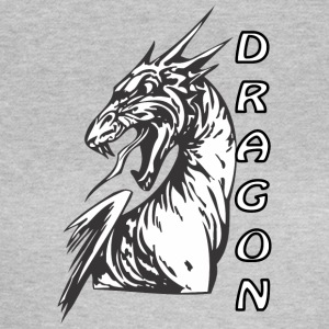 Angry dragon 2 - Women's T-Shirt