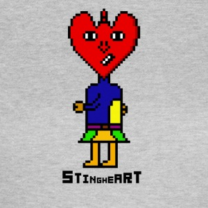 Sting Heart - Frauen T-Shirt