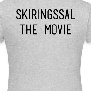Skiringssal The Movie Fet Hettegenser gutt - T-skjorte for kvinner