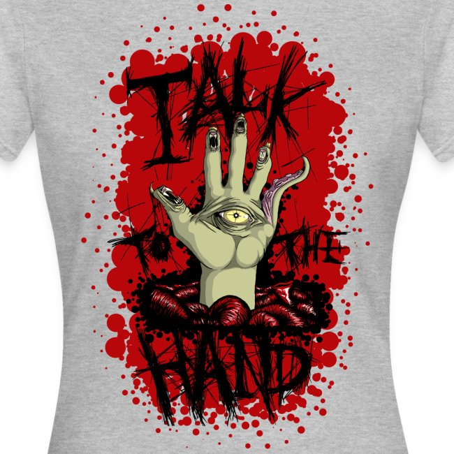Talk to the hand png