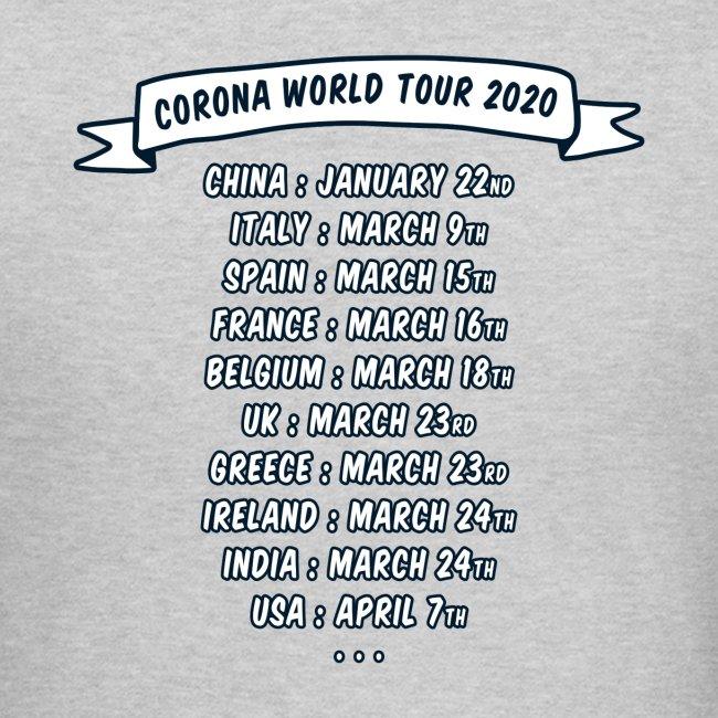 Corona World Tour