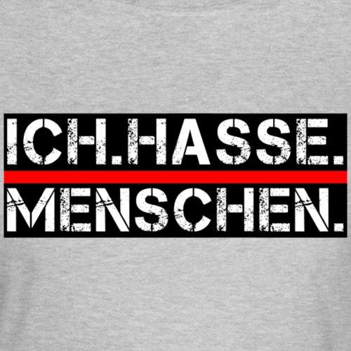 ich hasse menschen - Frauen T-Shirt