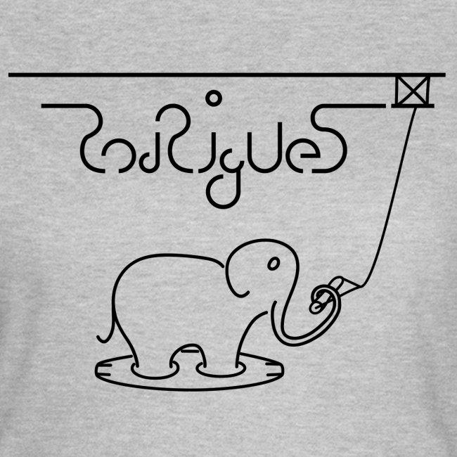 Wake-Elefant