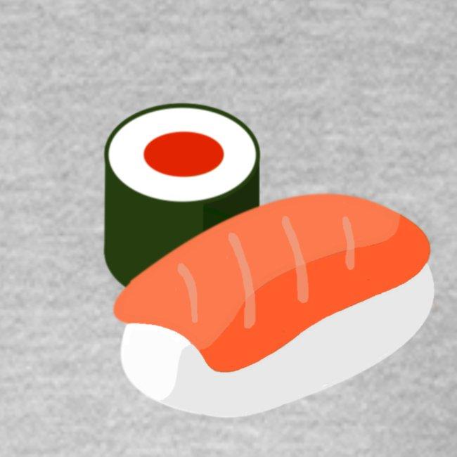 lax och rulle - sushi