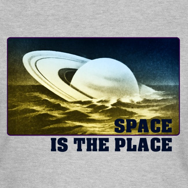 SPACE IS THE PLACE DEF RED BUBBLE 2